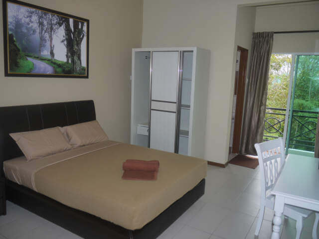 Mentigi double room